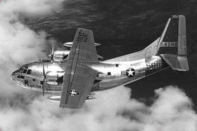 Air Force C-123 fliers exposed to Agent Orange