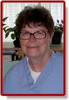 Linda McIntosh, RN (Intensive Care) Retired