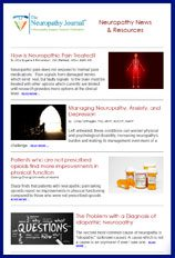 Neuropathy Journal Newsletter